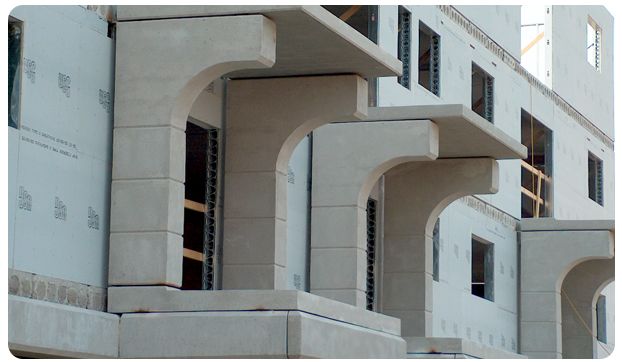 Photo of Precast Balconies
