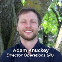Photo of Adam Knuckey