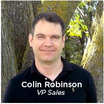 Photo of Colin Robinson